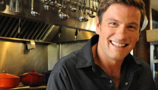 Iron Chef Chuck Hughes Dishes On His Cooking