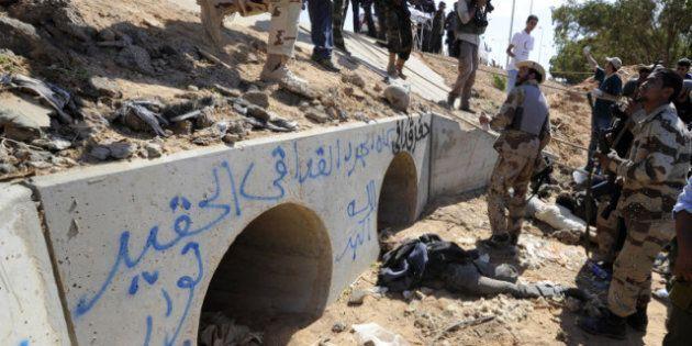Gaddafi's Mob Murder: Arab Winter, Not