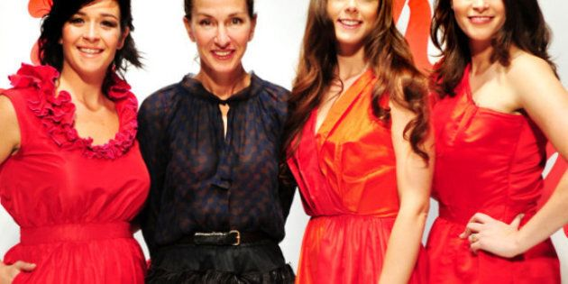 How To Wear Red: Designer Cynthia Rowley Shares Tips For Wearing The Current It