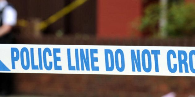 Man With Axe Shot Dead By