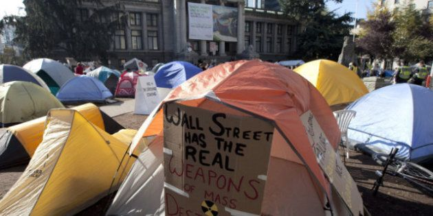 Vancouver Mayor Calls For Peaceful End To Occupy