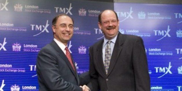 TMX, London Stock Exchange End Merger