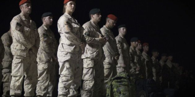 Francis Roy: Body Of Latest Canadian Soldier Killed In Afghanistan Arrives At