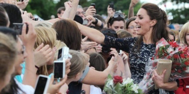 Will and Kate Canadian Royal Tour Brings Media