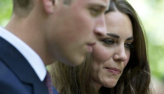 Day 3: Will And Kate Get Intimate With