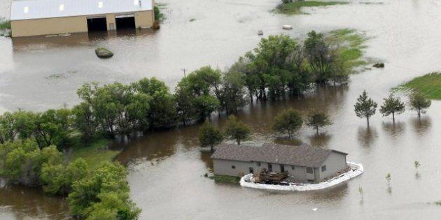 Manitoba Prepares For Souris River