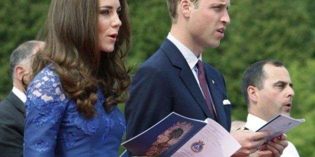 William And Kate In Canada: Royal Tour Day 4