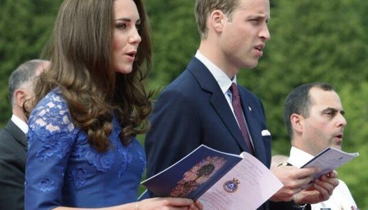 PHOTOS: The Royal Tour Day