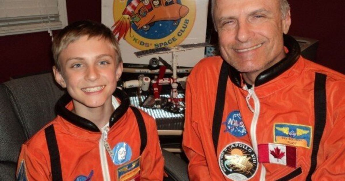 Canadian Cancer Survivor Gives Gift Of Shuttle Launch To ...