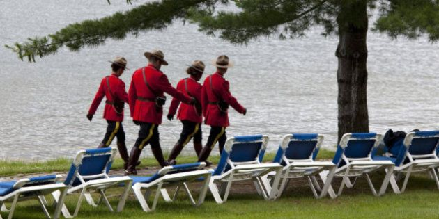 RCMP Review: G8 Muskoka Venue Was Problematic For Security, 'Ideal' For