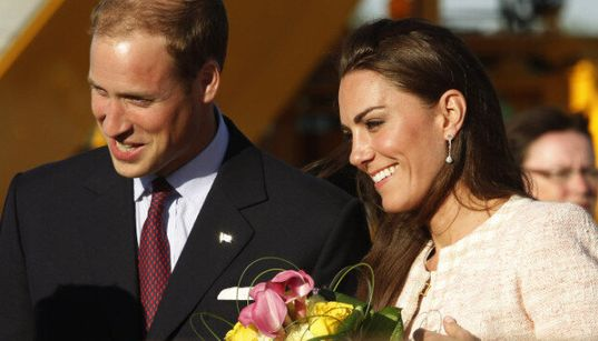 Warm Welcome For William And Kate In Green Gables