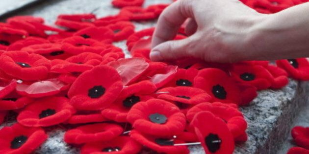 Montreal Poppy-Selling Veterans Turned Away From