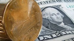 Loonie Lands Firmly At