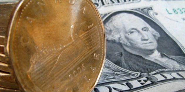 Canadian Dollar Close: