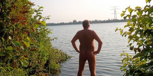 Lawyers To Argue Public Nudity Shouldn't Be A Criminal