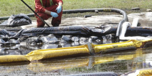 100 Pipeline Spills And Accidents Since