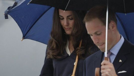 BIG PHOTOS: William And Kate In