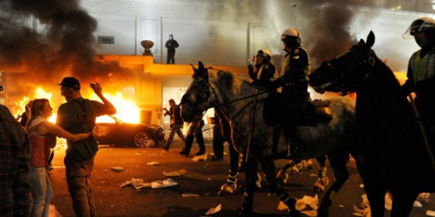 Rioters Are Rebels Without