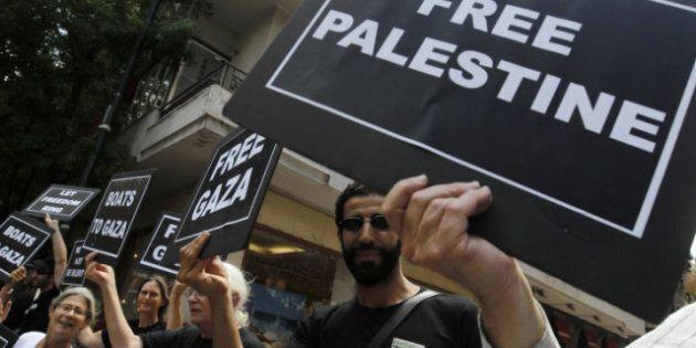 Gaza Flotilla: Two Canadians Arrested In Greece