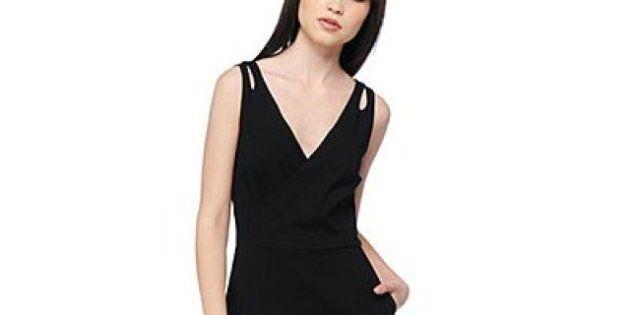 1 Dress, 4