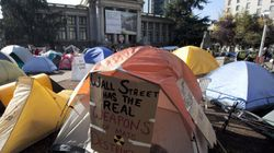 Occupy Protesters Shout Down Vancouver Mayoral Candidates At