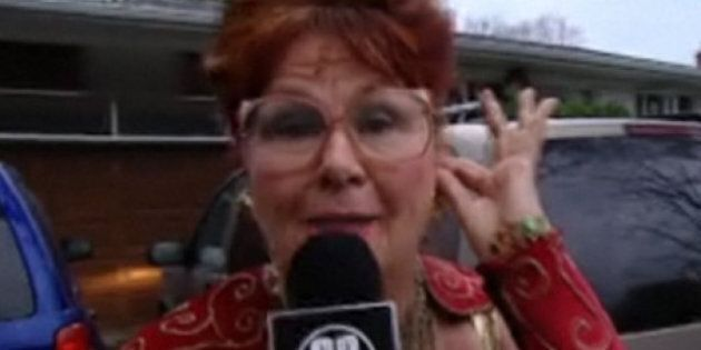 Mary Walsh Ambushing Rob Ford: No One's
