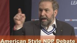 WATCH: NDP Contenders Go Republican For 22