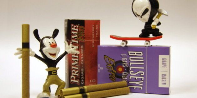 Flavoured Cigarettes: Health Canada Smoke Seizure Follows Raids Under New Federal