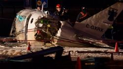 Probe Underway In Vancouver Plane