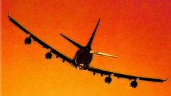 Biofuel-Powered Jumbo Jet Takes