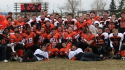 Football Team Rallies After Grande Prairie