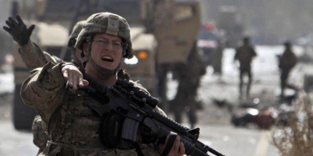 Byron Greff Dead: Prime Minister Stephen Harper Says 'Significant Risk' Still Involved In Afghanistan