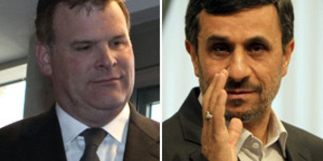 John Baird: Israel Visit End With Foreign Affairs Minister Calling For 'Redoubled' Sanctions Against