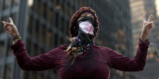 Occupy Toronto Camp Hurting Business, Says BIA
