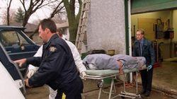 Sister Of Slain Woman Saw Dark Stain On