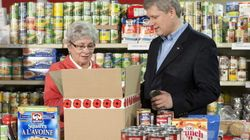 Canada's Food Banks See Recession-Level