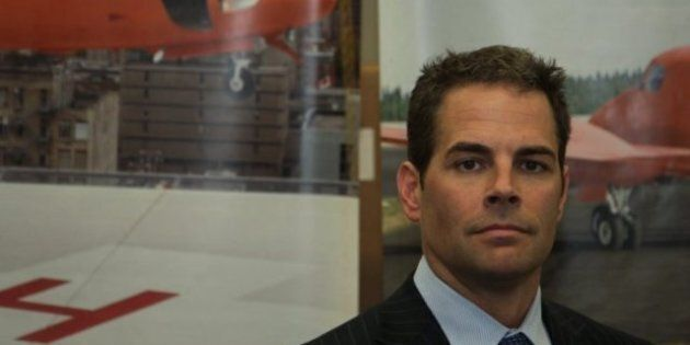 Chris Mazza, Ornge CEO, Formally Removed From Air Ambulance