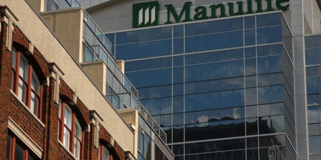 Manulife, Toronto-Based Insurance Giant, Stung By Volatile