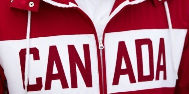 The Bay Unveils Their London 2012 Olympics Apparel