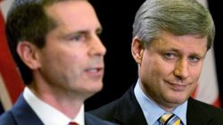 McGuinty Lets Harper Know Who's