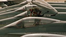 Canada's Fighter Jets Return To