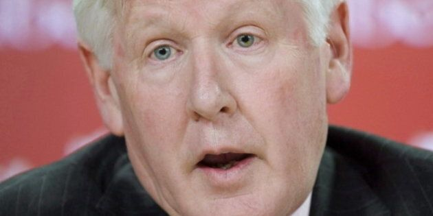 Bob Rae, Interim Liberal Party Leader, Calls For End Of Feuding and Open Membership For
