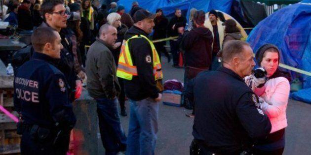 Occupy Canada Braces For Winter