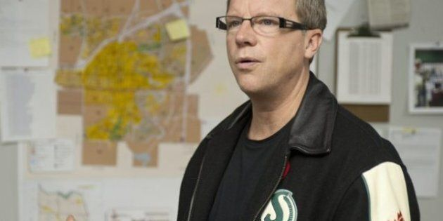 Saskatchewan Election: Leaders Brad Wall And Dwain Lingenfelter Cast Their