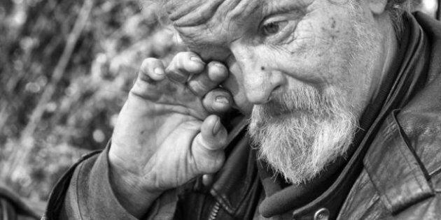 Homeless Veterans: Claude Lord's Life In The Shipping Container