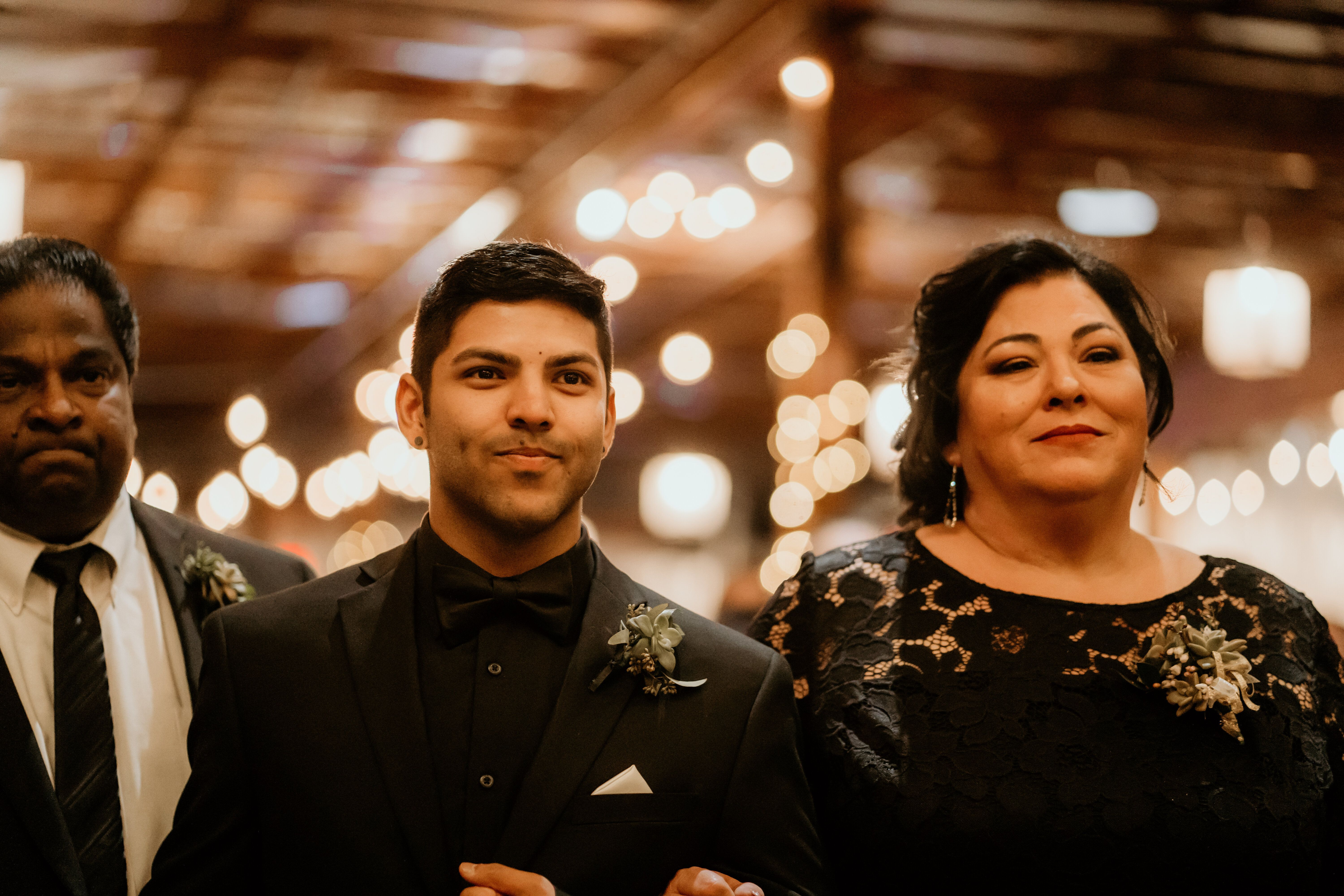 This Bisexual Man Gave His Mom The Surprise Of Her Life On His Wedding