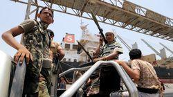 [예멘 내전] 후티 반군이 항구에서 병력을 철수하기