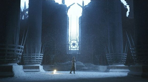La vision de Daenerys en saison
