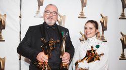 Soirée Artis 2019: le triomphe de Gildor Roy et de Sarah-Jeanne