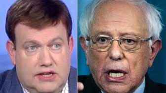 Frank Luntz, Bernie Sanders